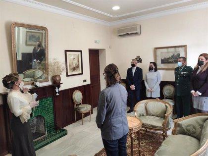 Valverde del Camino (Huelva) inaugura el Museo Casa Dirección, que traslada al visitante a la época victoriana británica