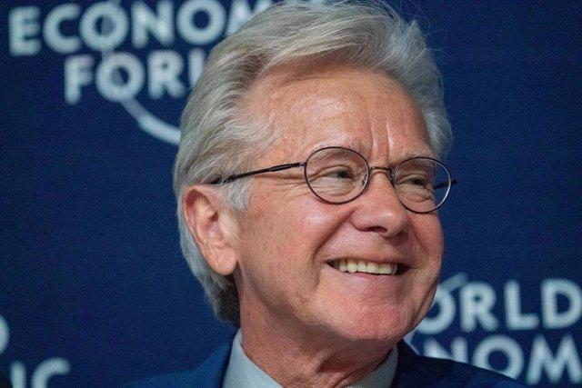 El portavoz del FMI, Gerry Rice