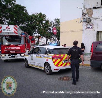 San Juan (Sevilla) aprueba un 'renting' de tres coches híbridos y dos motos eléctricas para su Policía Local