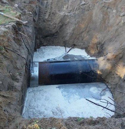 Restablecido el suministro de agua en Punta Umbría (Huelva) tras reparar Giahsa la avería en la tubería