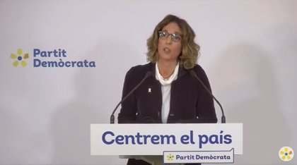 """Carme Chacón (PDeCAT) defiende el apoyo a los PGE contra """"el populismo y la polarización"""""""