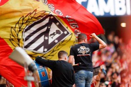 """El Atlético de Madrid exige una investigación ante las """"graves acusaciones"""" de Antiviolencia"""