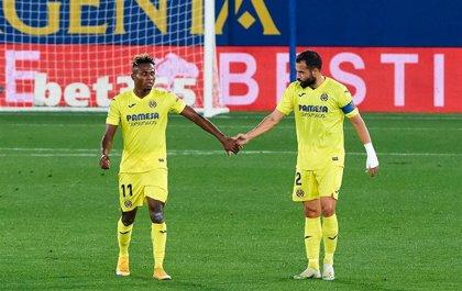 Villarreal y Granada se meten en dieciseisavos y la Real se lo jugará en la última jornada