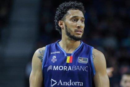 El MoraBanc Andorra acelera en el último cuarto para derrotar 76-85 a RETAbet Bilbao Basket