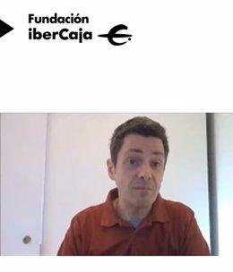 El investigador especializado en aerosoles, José Luis Jiménez, imparte una conferencia en el ciclo 'Retos para el Futuro', de Fundación Ibercaja.