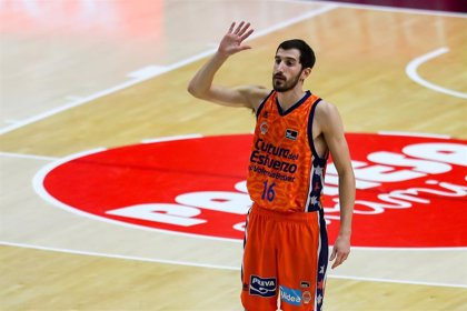 El Valencia Basket tropieza ante un inspirado ALBA