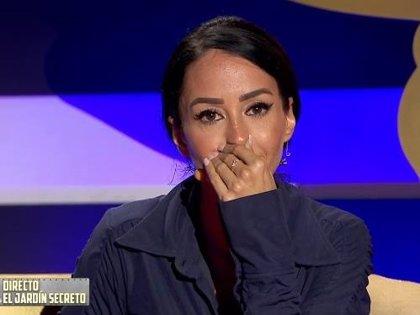 Jesé Rodríguez entra en directo en 'La casa Fuerte' y declara su amor por Aurah Ruiz