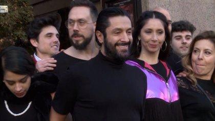 Rafael Amargo y los otros tres detenidos quedan en libertad
