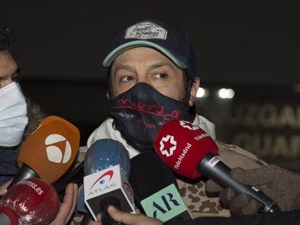 """Rafael Amargo sale del juzgado puesto en libertad: """"No me voy a callar"""""""