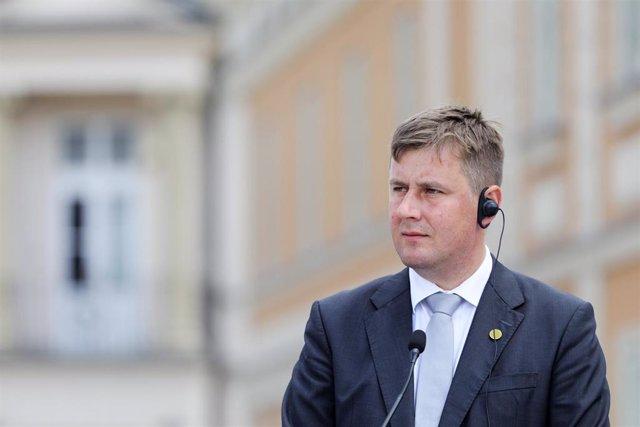 El ministro de Exteriores de República Checa, Tomas Petricek.