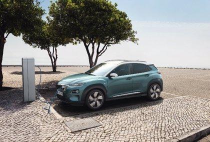 Hyundai matriculó 277 unidades del Kona eléctrico en España en noviembre y 1.963 vehículos 'ECO'