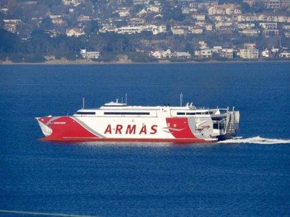 Naviera Armas consigue un acuerdo de 'standstill' con bonistas para refinanciar su deuda