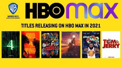 HBO Max llegará a España y Latinoamérica en 2021 y sustituirá al actual servicio de HBO