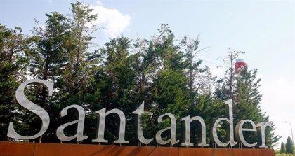 Santander lanza el primer servicio de avales digitales de la banca española