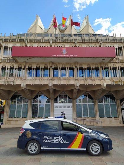 Detenida en Ciudad Real por intentar robar a un octogenario en el portal de su domicilio