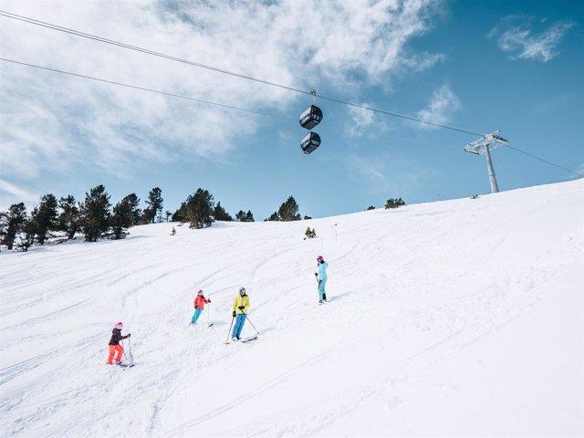 Esquí a Grandvalira Resorts.