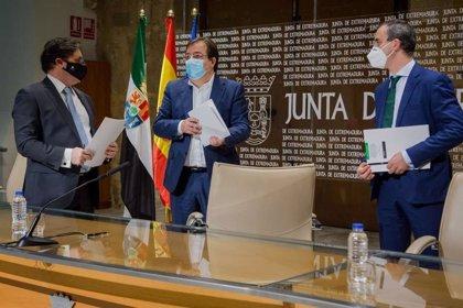Urbaser mejorará la capacidad de reciclaje de los ecoparques de Extremadura con una inversión de 77 millones en 15 años