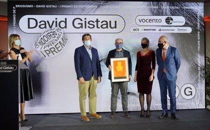 Vocento y Unidad Editorial rinden tributo al periodismo de calidad en la entrega del Premio de Periodismo David Gistau