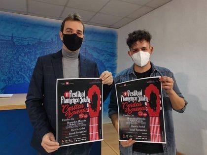 Toledo celebrará el 13 de diciembre el I Festival Flamenco Joven 'Cositas Buenas', que incluirá a jóvenes promesas