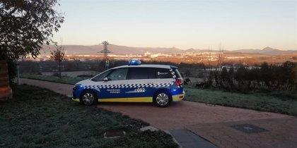 Policía Municipal de Pamplona detiene o investiga a 77 personas en noviembre