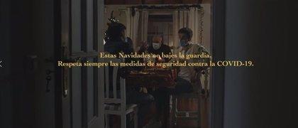 Canarias lanza una campaña publicitaria para concienciar sobre los encuentros familiares durante la Navidad