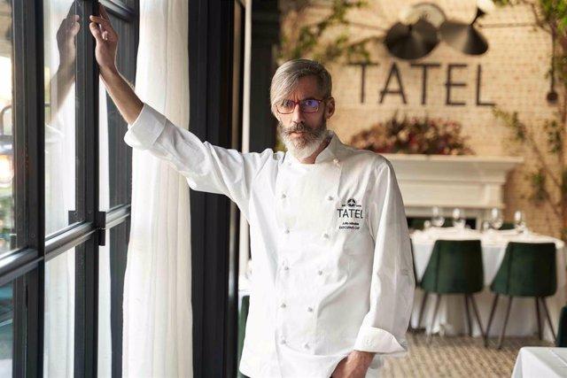 Julio Miralles, nuevo chef de Tatel