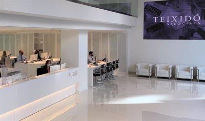 La asesoría Teixidó Asociados abre en Lleida con 25 empleos y la previsión de llegar a 65