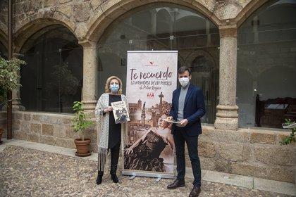 La cantante Pilar Boyero ofrecerá conciertos íntimos y seguros en 10 residencias de mayores de la provincia de Cáceres