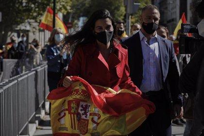 """Monasterio cree que la Constitución """"tendrá buena salud"""" si la defienden """"todos los españoles"""""""