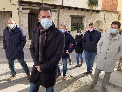 Tudanca pide a la Junta reflexionar sobre qué está haciendo mal en la lucha contra el virus