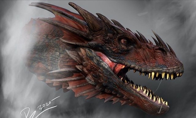 House of the Dragon: Así son los dragones del spin-off de Juego de tronos