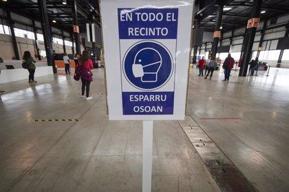 Navarra detecta 82 nuevos positivos por Covid-19 y notifica 5 fallecimientos