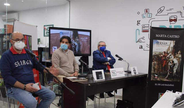 Presentación del libro 'Hernán Pérez del Pulgar. Quebrar y no doblar'
