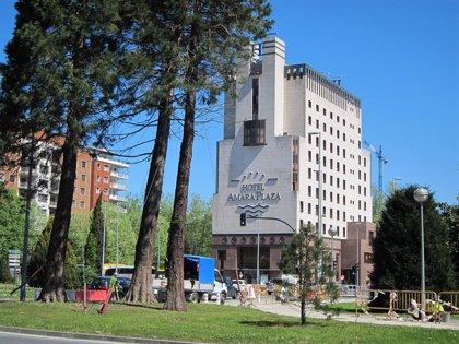 """Hoteles de Gipuzkoa pide que se rebajen los impuestos municipales para """"sostener el sector"""""""