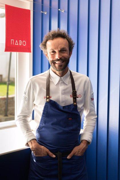 El chef Iván Domínguez regresa a Madrid con Nado, su proyecto gastronómico más personal