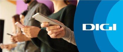 Digi registra más de 24.600 líneas nuevas netas en noviembre