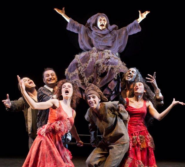 Nota Espectáculo Teatro Marbella