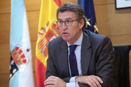 Feijóo pide priorizar en la asignación de fondos europeos al sector naval, que sumó 17 nuevos contratos en 2020