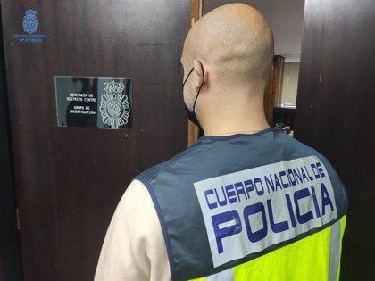 Detenida una mujer de 34 años por robos en Pere Garau mediante el método del abrazo