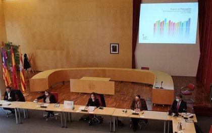 Los Presupuestos autonómicos de 2021 aumentan hasta los 101,6 millones de euros el gasto territorializado en Menorca