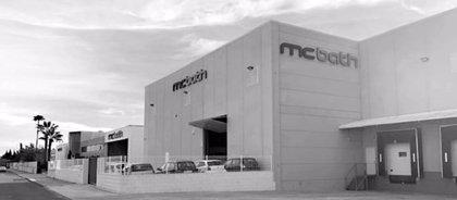 Nazca vende McBath a The Engineered Stone Group