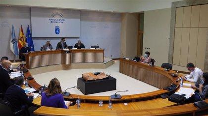 Unanimidad del Parlamento para reclamar a la Xunta que restablezca la base antincendios del Xurés