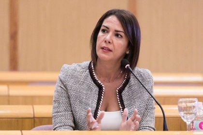 """Evelyn Alonso mantiene sus cargos en el Ayuntamiento de Santa Cruz con críticas de """"ilegalidad"""" desde la oposición"""