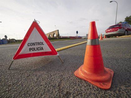 Ertzaintza y Policía Foral colaboran durante ese puente festivo en el control de la movilidad entre Navarra y Euskadi