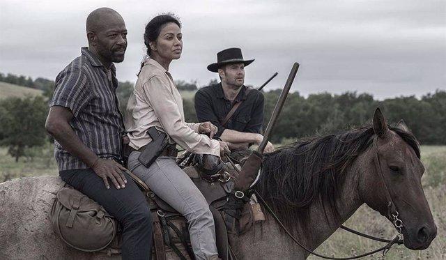Fear The Walking Dead renueva por una 7ª temporada