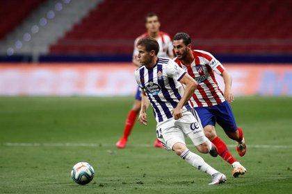 Suárez llega al rescate goleador ante un Valladolid al alza
