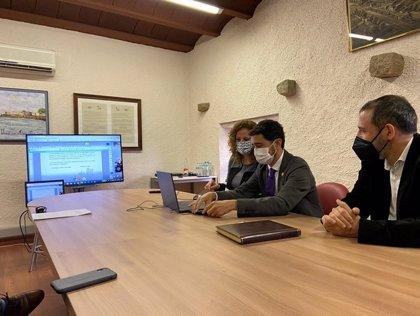 El Govern y Anglès (Girona) firman un convenio para la cesión de tres travesías