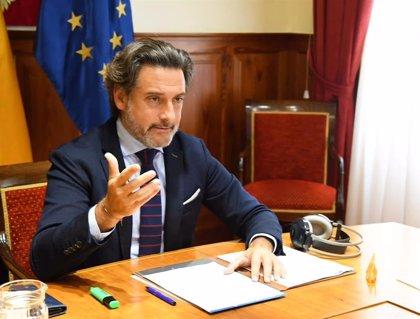 Matos insta a la UE a abordar una política común sobre las migraciones