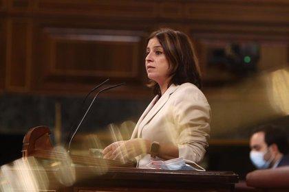 Lastra rechaza la amnistía para los independentistas presos y recuerda que ya se están tramitando los indultos