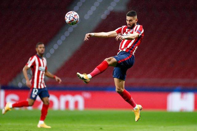 Yannick Carrasco (Atlético)